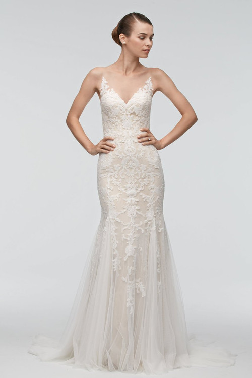 Watters Wedding Dress Kimura
