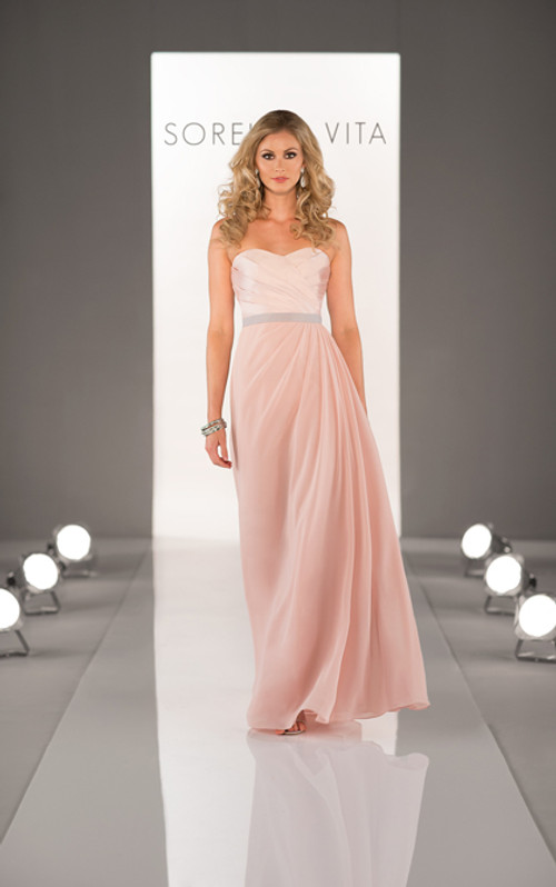 Sorella Vita Bridesmaid Dress 8424