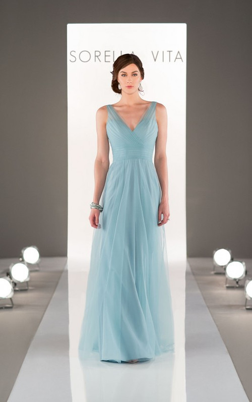 Sorella Vita Bridesmaid Dress 8702