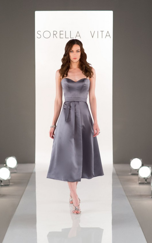 Sorella Vita Bridesmaid Dress 8652