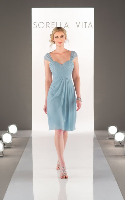 Sorella Vita Bridesmaid Dress 8629