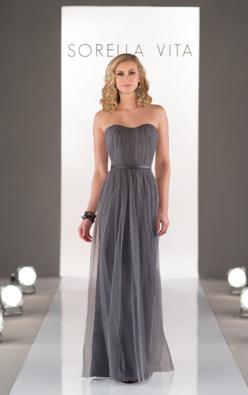 Sorella Vita Bridesmaid Dress 8468