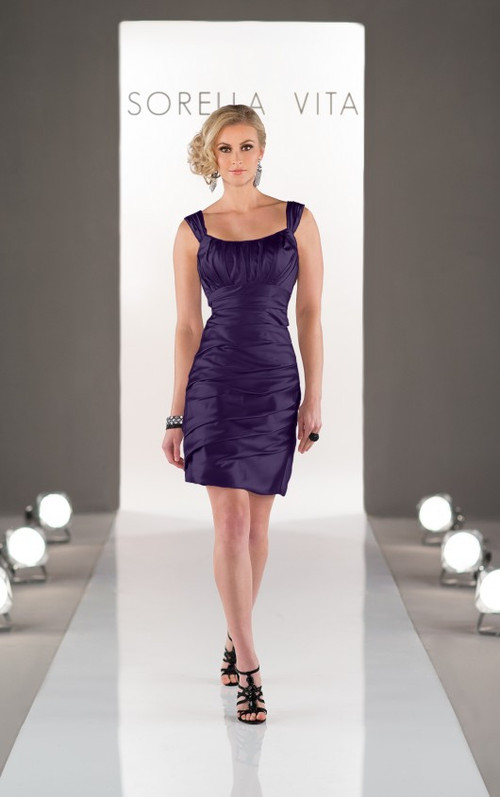 Sorella Vita Bridesmaid Dress 8502