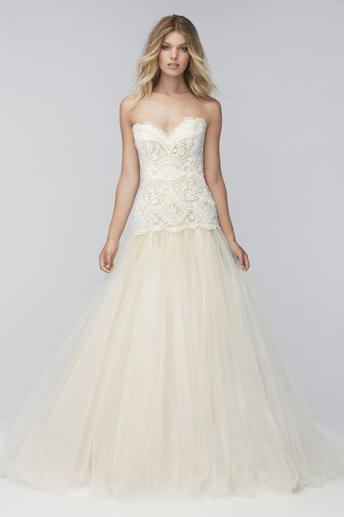 Wtoo Wedding Dress Britt