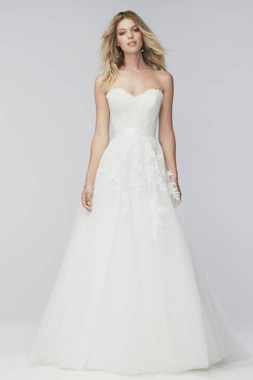 Wtoo Wedding Dress Jeanni Skirt