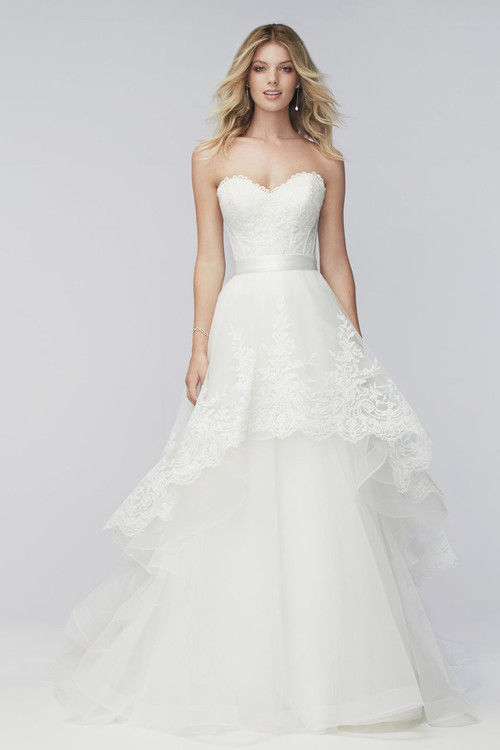Wtoo Wedding Dress Carmen