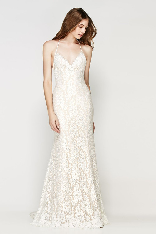 Willowby Wedding Dress Sanya