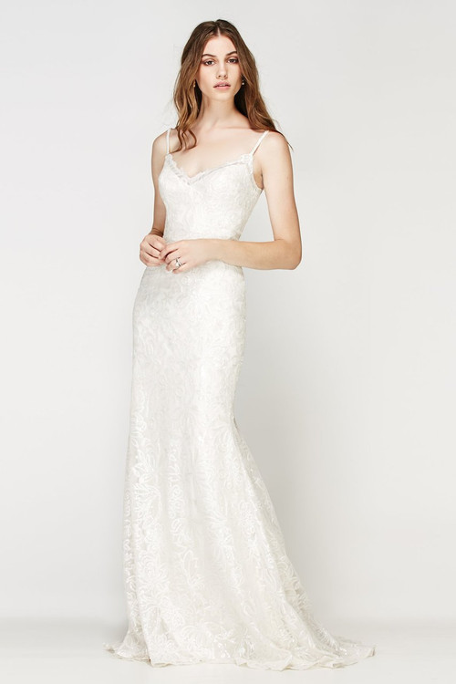Willowby Wedding Dress Seychelles
