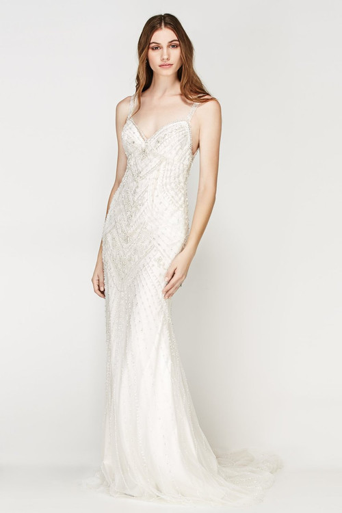 Willowby Wedding Dress Cristales