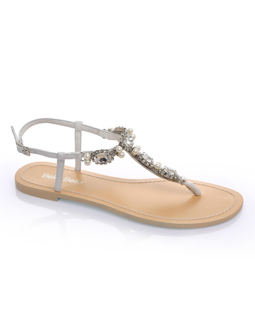 Bella Belle Hera Wedding Sandals