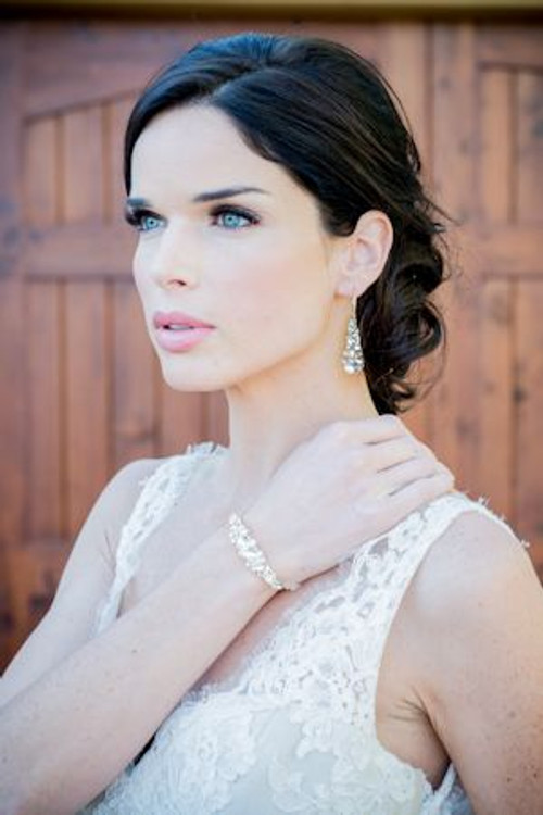 Justine M. Couture Casablanca Earrings