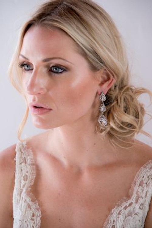 Justine M. Couture Duchess Earrings