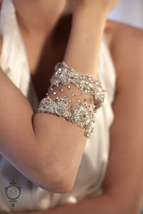 Justine M. Couture Jeanette Bracelet