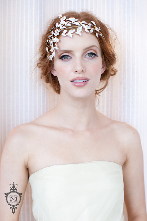 Justine M. Couture Washed Ashore Diadem