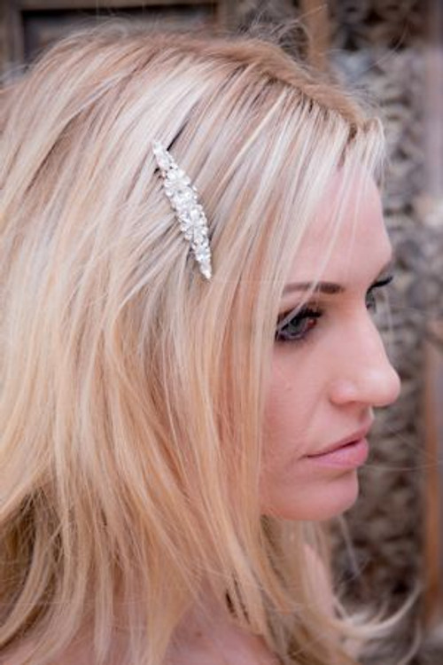 Justine M Couture Casablanca Headpiece Combs