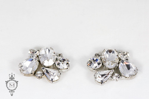 Justine M. Couture Evangaline Earrings