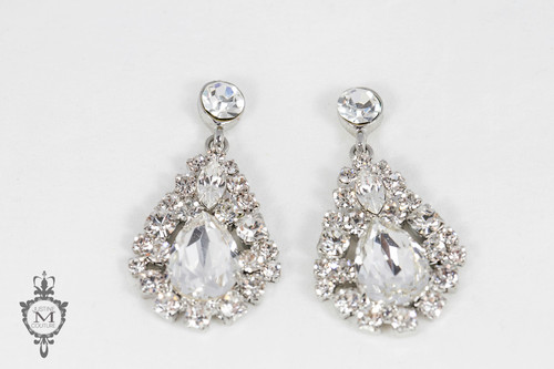 Justine M. Couture Grace Earrings