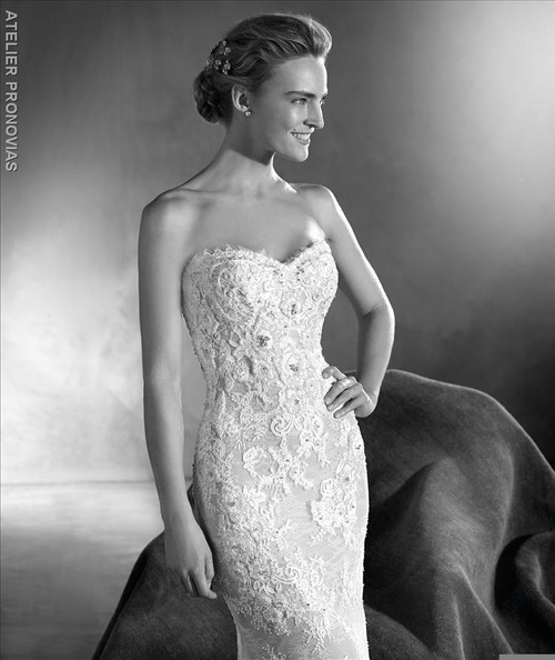 Pronovias Wedding Dress Edith