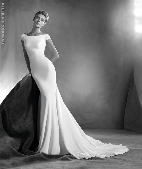 Pronovias Wedding Dress Edrei