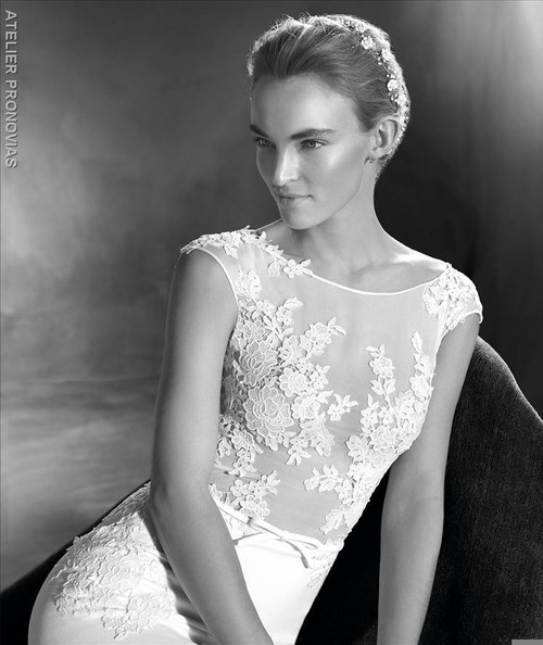 Atelier Pronovias Wedding Dress Elsa
