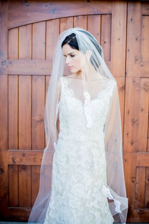 Justine M Couture Tosca Veil