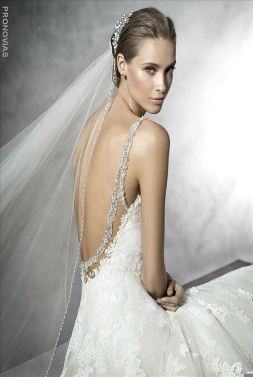 Pronovias Wedding Dress Prala