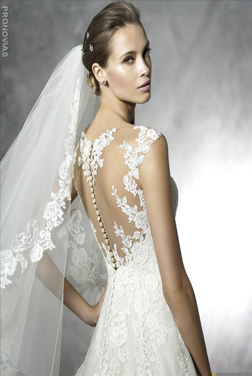 Pronovias Wedding Dress Primadona