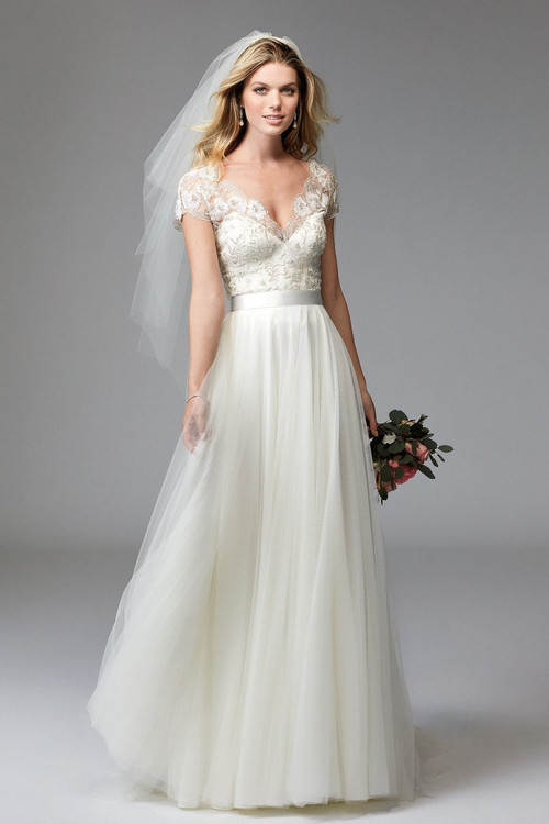 Wtoo Wedding Dress Cambria