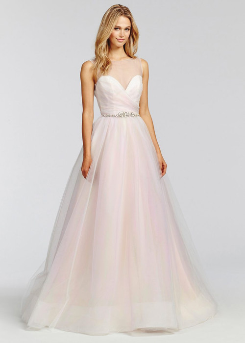 Blush By Hayley Paige Dress Harmony