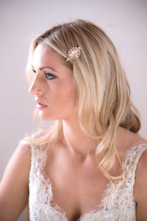 Justine M Couture Charlotte Headpiece