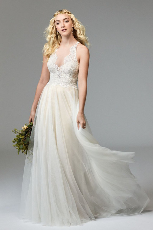 Willowby Wedding Dress Vira