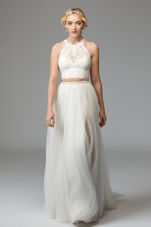 1f7967bac83 Willowby Wedding Annalise Skirt Quick shop. WTOO Brides