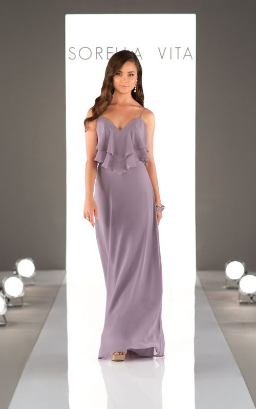 Sorella Vita Bridesmaid Dress 8796