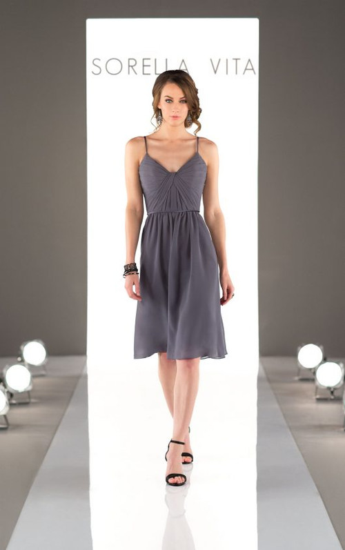 Sorella Vita Bridesmaid Dress 8745