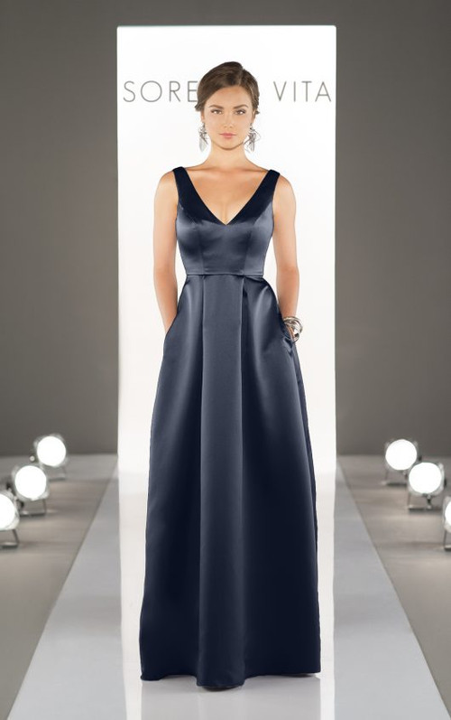Sorella Vita Bridesmaid Dress 8721