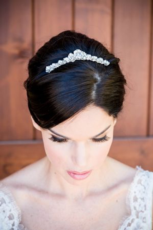 Justine M Couture Electra Headpiece Combs