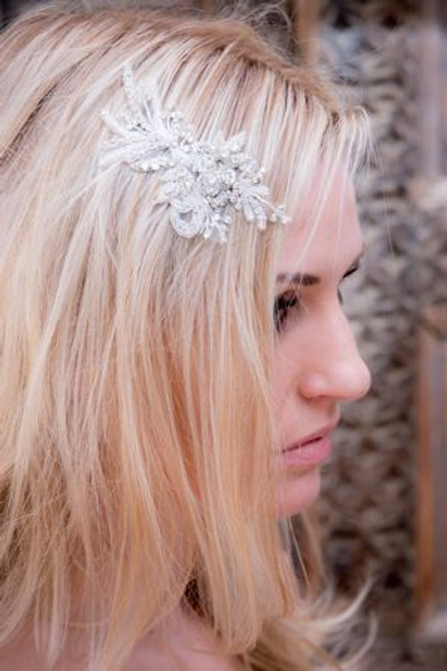Justine M Couture  Headpiece Combs