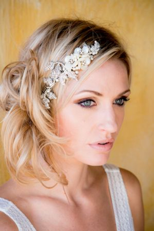Justine M Couture Marilyn Headpiece Combs