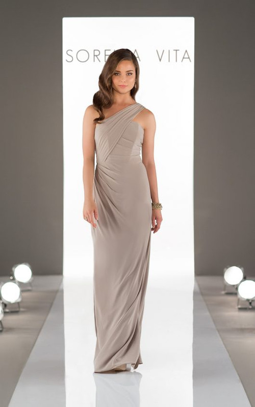 Sorella Vita Sequin Bridesmaid Dress 8852