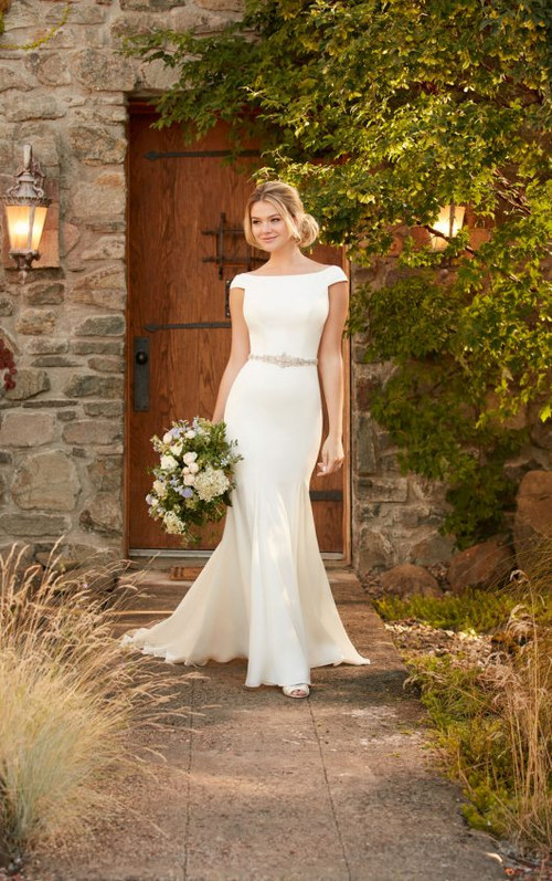 Essense of Australia Wedding Dress D2261