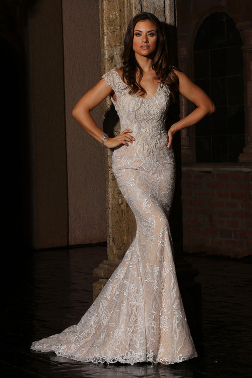 Cristiano Lucci Wedding Dress Liz