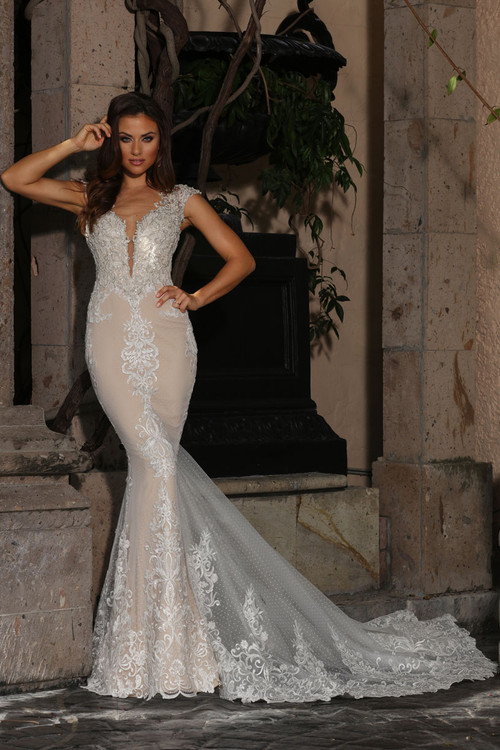 Cristiano Lucci Wedding Dress Shirley