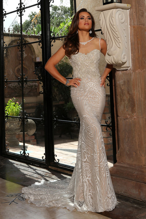 Cristiano Lucci Wedding Dress Ella