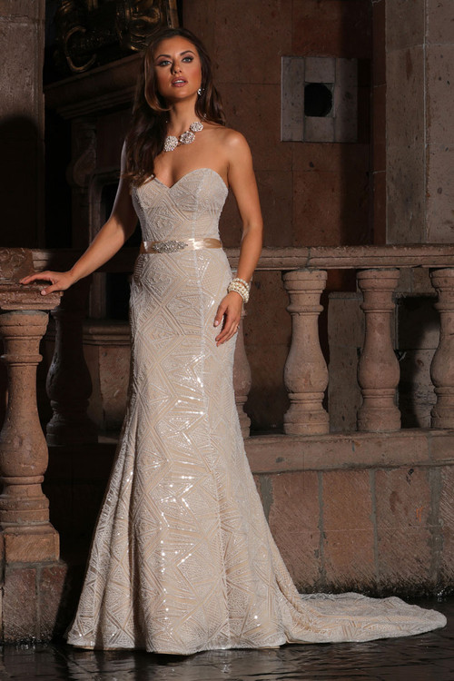 Cristiano Lucci Wedding Dress Merle