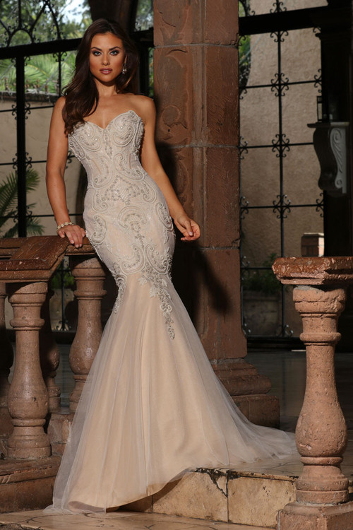 Cristiano Lucci Wedding Dress Clara