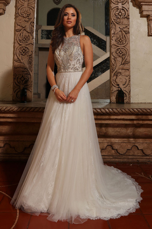 Cristiano Lucci Wedding Dress Jayne