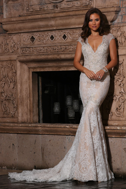 Cristiano Lucci Wedding Dress Carmen