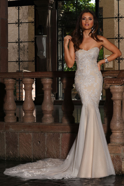 Cristiano Lucci Wedding Dress Katherine