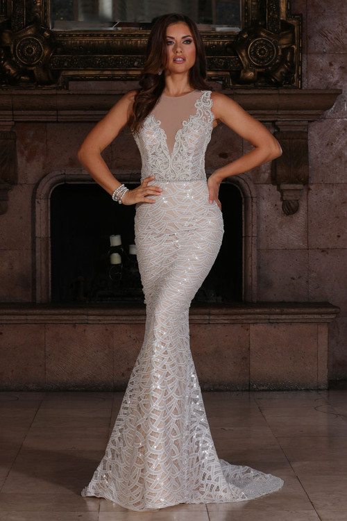 Cristiano Lucci Wedding Dress Susan