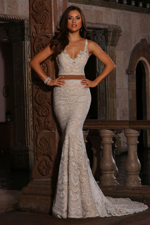 Cristiano Lucci Wedding Dress Glenda